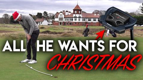 All he wants for Christmas....IS THIS - Classic Course Vlog XMAS Special - Final Part