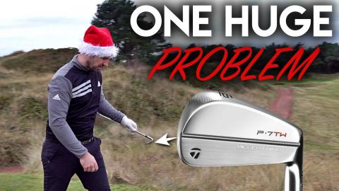 One HUGE Problem With Tiger's Irons - Classic Course Vlog XMAS Special - Part Two
