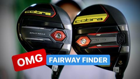 COBRA SPEEDZONE FAIRWAYS THE BEST FAIRWAY FINDER IN GOLF ARMY