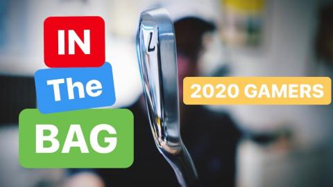 IN THE GOLF BAG 2020 WITH MARK CROSSFIELD
