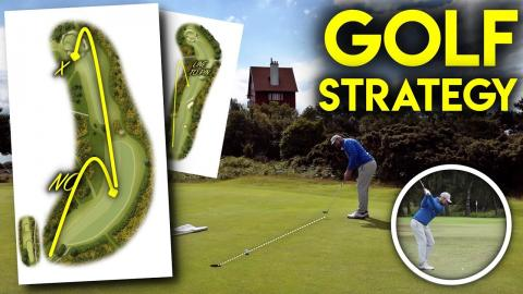 Golf Strategy Course Vlog